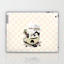 Cafe Latte Laptop & iPad Skin