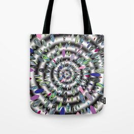 Down the drain Tote Bag