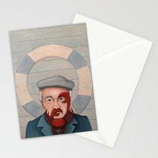 Crab Beard Stationery Cards