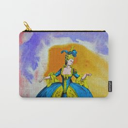 Marie Antoinette by Michael Moffa Carry-All Pouch