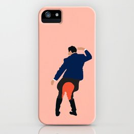 Kidnapping Caucasian Styla iPhone Case