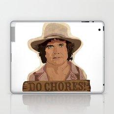 Do Chores! Laptop & iPad Skin