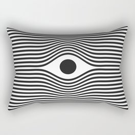 Stay Focused Rectangular Pillow
