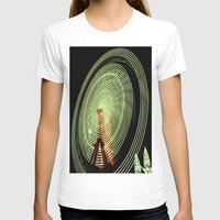 ferris wheel T-shirts featuring Ferris Wheel by Benedict Middleton