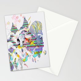 OURS OURS OURS Stationery Cards