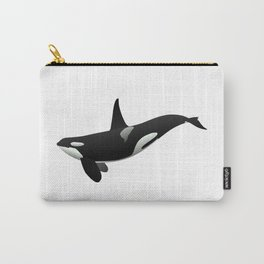 Killer Orca Whale Carry-All Pouch