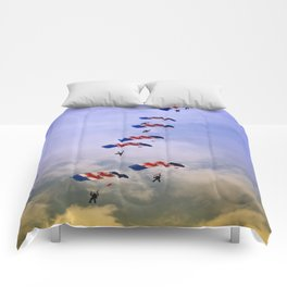 RAF Falcon Stack Formation Comforters
