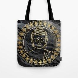 Wise Buddha  Tote Bag