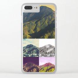 9 Fases El Avila Clear iPhone Case