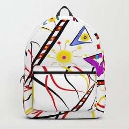 Trina Triangle Backpack