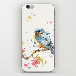 Little Journeys (BlueBird) iPhone Skin