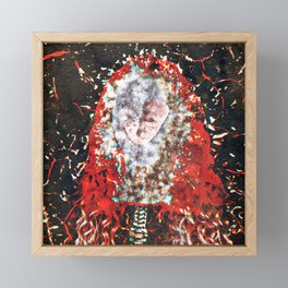 FETAL DECAY  Framed Mini Art Print