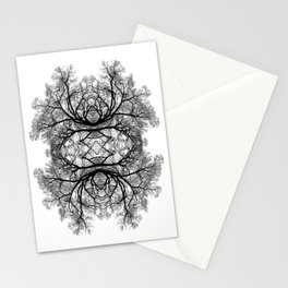 The wonderful world of trees. Stationery Cards