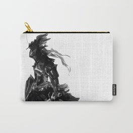 Female knight Carry-All Pouch