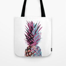 Pop Pineapple Tote Bag