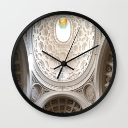 Fight to the top Wall Clock