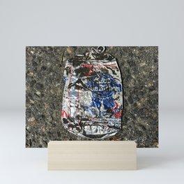 Dirty PBR Mini Art Print