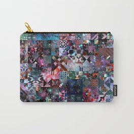 Galaxy Quilt Carry-All Pouch