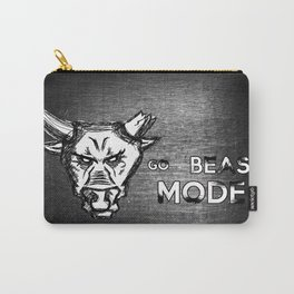 Go Beast Mode Carry-All Pouch