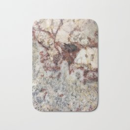 Granite, iPhone-Photo I, #stone #rock Bath Mat