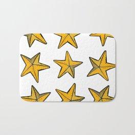 Sea-life Collection - Starfish Bath Mat