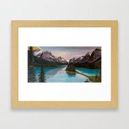 Spirit Island Framed Art Print
