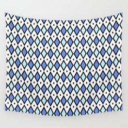 Blue jess Wall Tapestry