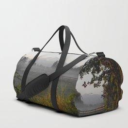 Mount Rainier Seasons Change Duffle Bag