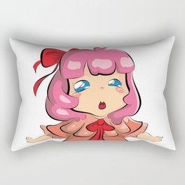 Nani? Rectangular Pillow
