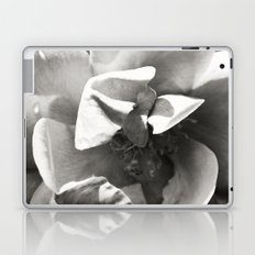 Black & White Rose Laptop & iPad Skin