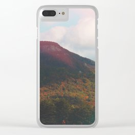 Yonah Mountain Clear iPhone Case