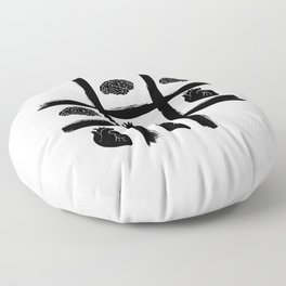 The Game Floor Pillow