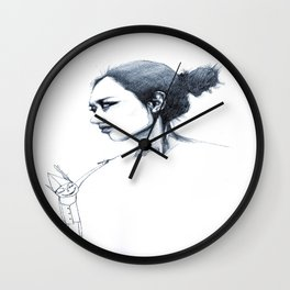 re;5 Wall Clock