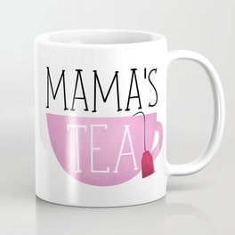 Mama's Tea Coffee Mug