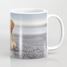 Teddy Blue Coffee Mug