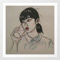 Japanese #1 Art Print