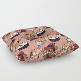 Sushi Shiba Inu Floor Pillow