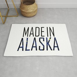 Made In Alaska Rug
