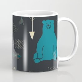 Tribal Bear Coffee Mug