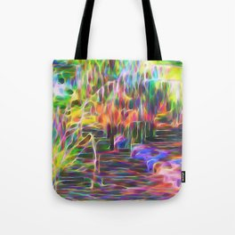 Inspirational Flow Tote Bag