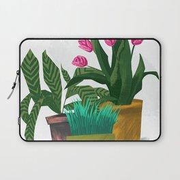 Plant Pots Laptop Sleeve
