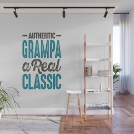 Gift for Grampa Wall Mural