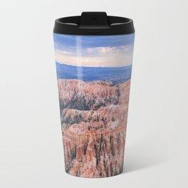 Sunset over Hoodoos - Bryce Canyon National Park, Rocky Natural Landscape, Utah Hiking Photography Travel Mug