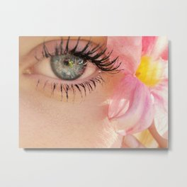 Eye Metal Print