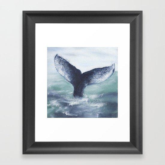 Whale Tale by wildegarden