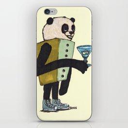 Rat Panda iPhone Skin