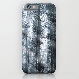 I Talk to the Trees... iPhone Case