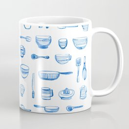The Kitchen Coffee Mug