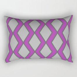 INSIDE THE DAIMONDS Rectangular Pillow