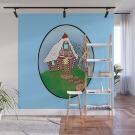 Come To Grandma's House . . . She Has Cookies Wall Mural